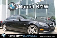 2012 Mercedes-Benz CLS550 4MATIC Coupe