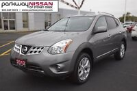 2012 Nissan Rogue SV WITH MOONROOF   HEATED SEATS   BLUETOOTH