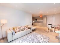 Stunning 3 Bed, 2 Bath, over 1000 Sq Ft, 24Hr CONCIERGE, near DLR The Tower, Elephant and Castle SE1