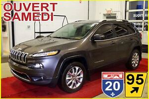 2014 Jeep Cherokee LIMITED * 4X4 * HITCH * NAVIGATION