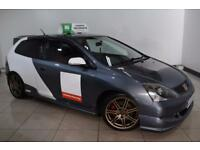 HONDA CIVIC 2.0 TYPE-R 3d 200 BHP (grey) 2005