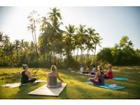 Yoga Classes For Everybody - Feel amazing by Christmas !!!