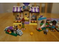 Lego Friends Heartlake Puppy Daycare set