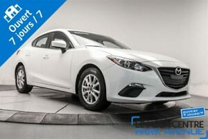 2015 Mazda MAZDA3 GS, BANCS CHAUFFANTS, CAMERA DE RECUL