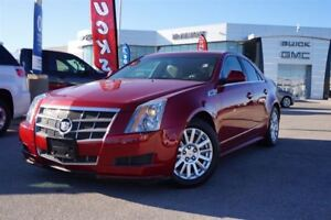 2010 Cadillac CTS Luxury | Studded Winter Tires | Bose Audio