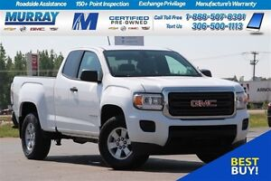 2015 GMC Canyon SL*MANUAL TRANS*REAR CAMERA*