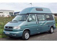 VW T4, Autosleeper Topaz, 2003(53), 2.5TDi, 18,000 Miles, 2 berth Hightop Campervan