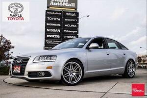 2009 Audi A6 3.0 QUATTRO S-LINE 1 OWNER SUPER CLEAN