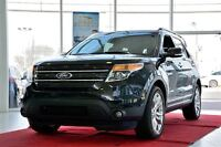 2014 Ford Explorer LIMITED TOWING PACK. TECH PACK PARK ASSIST