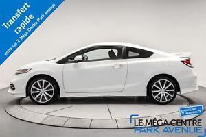 2014 Honda Civic Si * HFP, GPS, INT. ROUGE, PARFAITE CONDITION!