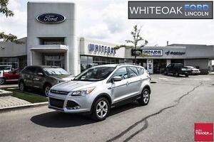 2015 Ford Escape SE, AWD, Ford certified, from 1.9% finance, ext