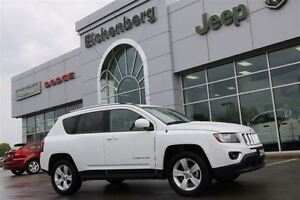 2016 Jeep Compass High Altitude 4X4 *HEATED LEATHER SEATS*