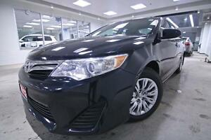 2012 Toyota Camry LE, CRUISE, PWR GROUP, BLUETOOTH, ONE OWNER, N