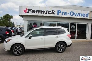 2015 Subaru Forester 2.0XT Limited Technology - Accident Free -