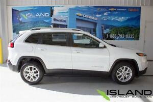 2014 Jeep Cherokee North | Heated Steering Wheel | Power Rear Ha
