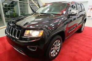 2014 Jeep Grand Cherokee LIMITED + CUIR + TOIT + 4x4