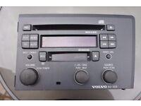 volvo car stereo radio cd player