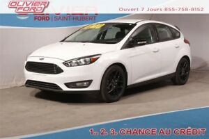 2016 Ford Focus SE MAGS CUIR CAMERA BLUETOOTH