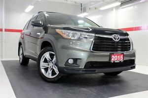 2015 Toyota Highlander Limited AWD DON VALLEY NORTH ORIGINAL