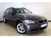 SUPERB!!! (2007) BMW 320D SE TOURING ESTATE E90 3 SERIES -FULL BMW SERVICE HISTORY - MOT 12 MONTHS