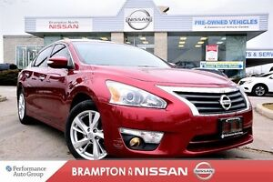 2013 Nissan Altima 2.5 SL *Leather|Heated seats|Rear view monito