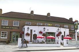 Bar Staff - Hare & Hounds Sunbury