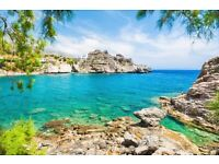 Two Tickets to Crete 23 October 2016 - 29 October 2016 !!NEW LOWER PRICE!!