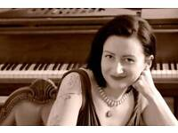 PIANO LESSONS with PROFESSIONAL PIANIST. FREE first 30min. ONLY 3 SLOTS LEFT!