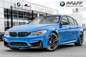 2017 BMW M3 -