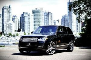 2016 Land Rover Range Rover Supercharge