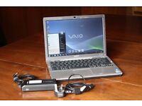 "Sony VAIO Laptop VGN-SR59XG/H 13.3"""