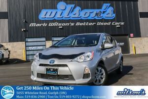 2012 Toyota Prius c HATCHBACK! BLUETOOTH! POWER PACKAGE! KEYLESS
