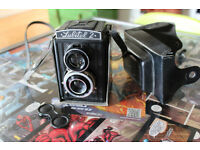 Lubitel 2 - Medium Format 120 Film Camera