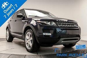 2014 Land Rover Range Rover Evoque Pure Plus AWD