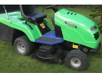 AGS Argro Jet Lawn Tractor Lawn Mower Ride-On Lawnmower For Sale Armagh Area