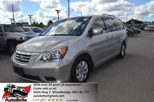 2008 Honda Odyssey EX 8 PASS No Accident One Owner