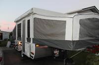 2013 Jayco Hardtop Tent Trailer