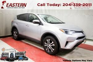 2016 Toyota RAV4 All Wheel Drive - Back up Camera Bluetooth