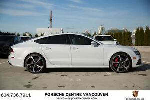 2015 Audi RS 7 4.0T Quattro 8sp Tiptronic w/Performance Package
