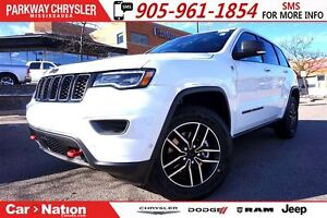 2017 Jeep Grand Cherokee TRAILHAWK|BRAND NEW| 4X4| NAV| TECH PKG