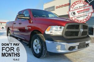 2013 Ram 1500- 5.7 HEMI ENGINE, BOX LINER, UNDER 40,000 KMS