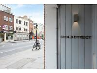 OLD STREET Office Space to Let, EC1V - Flexible Term s | 2 - 80 people