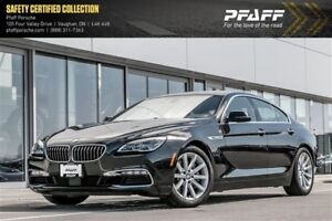 2016 BMW 6 Series xDrive Gran Coupe ACCIDENT FREE   ONLY 21K