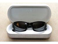 Oakley Fives Squared ( 4 + 1) 2 Sunglasses + HARD CASE