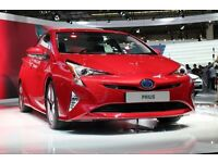 PCO LICENSED TOYOTA PRIUS CHEAP WITH INSURANCE AVAILABLE FOR RENT WEEKLY & MONTHLY **£220**Per Week