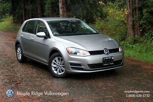 2015 Volkswagen Golf 1.8