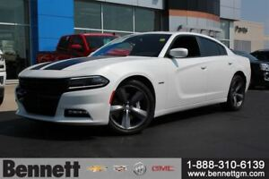 2015 Dodge Charger R/T - 5.7 Hemi with 2 sets of tires and rims.