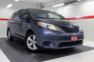 2016 Toyota Sienna LE BACKUP CAMERA ALLOY WHEELS 8 Passenger