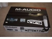 M Audio Vocal Studio Pro II Recording Speech Music Package