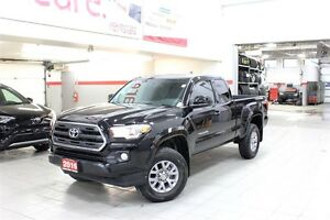 2016 Toyota Tacoma SR5, 4X4, ACCESS CAB, 1 OWNER, NO ACCIDENT